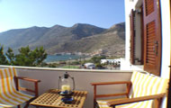 Greece, Greek Islands, Cyclades Islands, Sifnos, Myrto Hotel