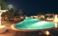 Ostraco Suites Hotel Mykonos, Greek Islands, Greece, Nightlife, Bars