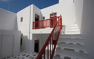 Demetra Pension, Mykonos, Cyclades, Greek Islands, Greece Hotel