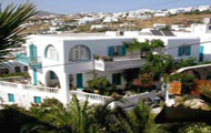 Hotel Nazos Mykonos, Greece, Greek Islands, Nightlife, Bars