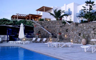 Hotel Vencia, Mykonos, Greek Islands, Beach, Nightlife, Paradise Beach, Bars