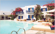 Dionyssos Hotel,Kiklades,Myconos,with pool,beach,garden,with bar