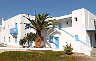 Erato Hotel, Ornos Bay, Mykonos Island, Cyclades Islands, Holidays in Greek Islands, Greece