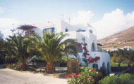 Greece, Greek Islands, Cyclades Islands, Tinos Island, Porto, Kalma Apartments