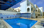 Blue Sky villa,Kiklades,Santorini,Fira,Volcano View,sea,beach,with pool,garden