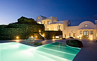 Aenaon Villas, Imerovigli Village, Santorini Island, Cyclades Islands, Holidays in Greek Islands, Greece