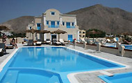 Perissa Bay Hotel, Cyclades Islands, Santorini, Beach, Seaview, Fantastic Sunset
