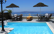 Nomikos Villas,Kiklades,Santorini,Firostefani,Volcano View,sea,beach,with pool,garden