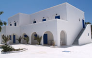 Greece,Greek Islands,Cyclades,Santorini,Monolithos,Monolithos Hotel