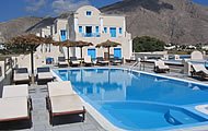 Blue Palace Bay Hotel, Perissa, Perivolos, Santorini, Cyclades, Holidays in Greek Islands
