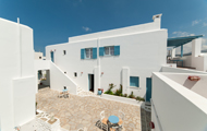 Fivos Apartments, paros, Greece