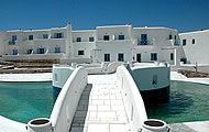 Captains Rocks Hotel, Golden Beach, Marpissa, Paros, Cyclades, Greece Hotel