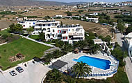 Albatross Hotel, Logaras, Paros, Cyclades, Greek Islands, Greece Hotel