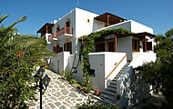 Manto Hotel, Naoussa, Paros, Cyclades, Greek Islands, Greece Hotel