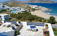 Greece, Greek Islands, Cyclades Islands, Paros, Hotel Senia