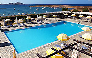 Kosmitis Hotel, Holidays in Cyclades, Hotels in Paros Island, Naoussa, with pool, with bar
