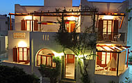 Marisa Rooms, Parikia, Paros, Cyclades, Greek Islands, Greece Hotel