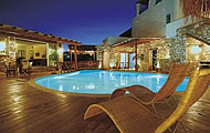 Aloni Hotel, Piso Livadi, Paros, Cyclades, Greek Islands, Greece Hotel