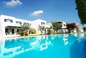 Boudari Hotel and Bungalows,Kiklades,Paros,Parikia,with pool,with bar