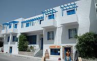 Capetan Giorgantas Hotel, Adamas, Milos, Cyclades, Greek Islands, Greece Hotel