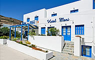 Hotel Eleni, Adamas, Milos, Cyclades, Greek islands, Greece Hotel