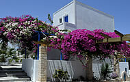 Glaronisia Hotel, Pollonia, Milos, Cyclades, Greek Islands, Greece Hotel