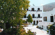 Greece, Greek Islands, Cyclades Islands, Amorgos, aigiali, Galaxy Hotel