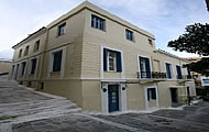 Egli Hotel, Hora Town, Andros Island, Cyclades Islands, Holidays in Greek Islands, Greece