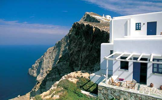 Folegandros Greece  City new picture : Folegandros,Anemomilos Apartments,Chora,Gyclades,Greek islands