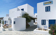 Greece, Greek Islands, Cyclades Islands, Folegandros Island, Aegeon Hotel
