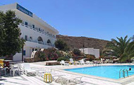 Greece Hotels,Greek Islands,Cyclades Islands, Ios Island,Gialos,Armadoros Hotel