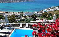 Far Out Hotel, Cyclades,Ios,with pool,beach,garden,with bar,