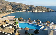 Hotel Katerina, Mylopotas, Ios, Cyclades, Greek Islands, Greece Hotel