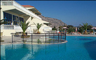 Greece, Greek Islands, Dodecanese Islands,Rhodes, Kamari Beach Hotel,Lardos Beach