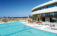 Virginia Hotel, Koskinou, Rhodes, Dodecanese, Greek Islands, Greece Hotel