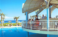 Rodos Palladium Hotel, Luxury Hotel Greece