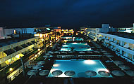 Forum Beach Hotel, Ialissos, Rhodes, Dodecanese, Greek islands, Greece Hotel