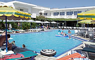 Loutanis Hotel, Kolymbia, Rhodes, Dodecanese, Greek Islands, Greece Hotel