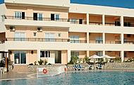 Ziakis Hotel, Pefki, Lindos, Rhodes, Dodecanese, Greek Islands, Greece Hotel