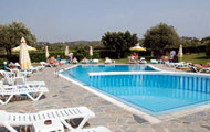 Sunlight Apartments, Tholos village, rhodes island, swimming pool