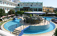 Bayside Hotel, Kremasti, Rhodes, Dodecanese, Greek Islands, Greece Hotel
