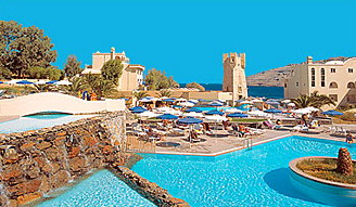 Rhodes,Lindos Royal Village,Dodekanissa,Greek islands