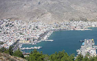 Greece,Greek Islands,Dodecanesa,Kalymnos,Kamari Hotel
