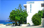 Yiannis Hotel, Arkasa, Karpathos, Dodecanese Islands, Greek Islands Hotels