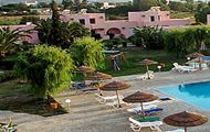 Greece, Greek Islands, Dodecanese Islands,Kos,Marmari,Roselands Bungalows