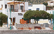 Anemoessa Apartments, Livadia, Tilos, Dodecanese, Greek Islands, Greece Hotel