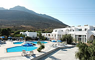 Eristos Beach Hotel, Eristos, Megalo Chorio, Tilos, Dodecanese, Greek Islands, Greece Hotel