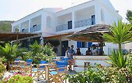 Karras Star Hotel,Aegean Islands,Ikaria,Avlaki,with pool,with garden,beach