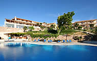 Alkaios Hotel, Eftalou, Lesvos Island, Mitilini Island, Aegean Islands, Holidays in Greek Islands, Greece