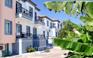Princess Apts, Princess Studios, Lesvos, Mytilini, Neopoli, North Aegean Islands, Greek Islands, Greece, Beach, Seashores, Familiy